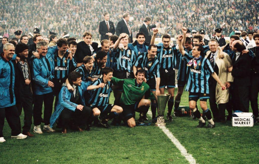 Inter Coppa UEFA 1993/1994