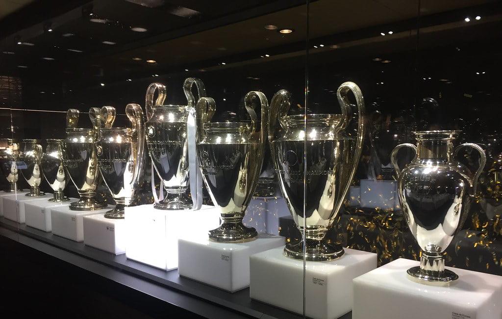 nascita Champions League
