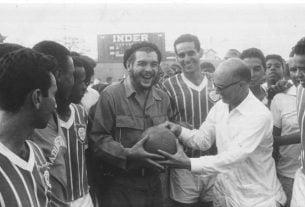 Che Guevara calcio