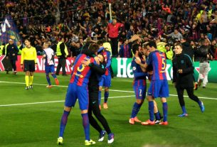 Barcellona-PSG