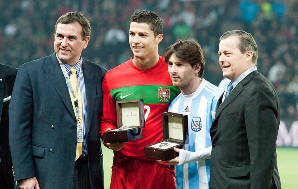 Messi Cristiano Ronaldo