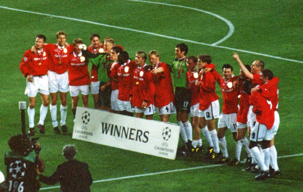Manchester Bayern 1999