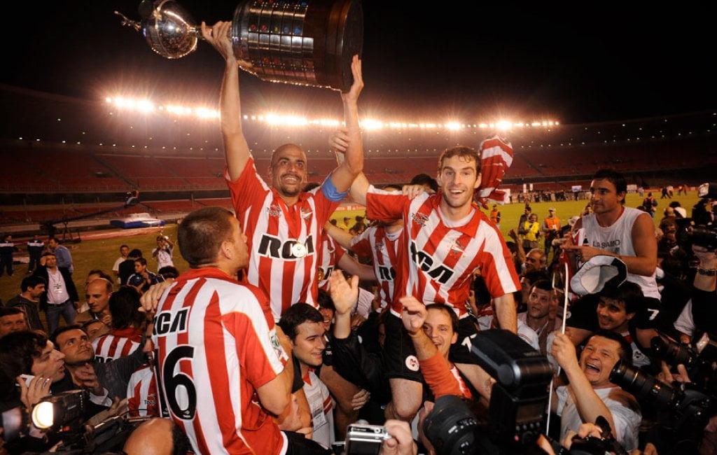 Estudiantes Copa Libertadores