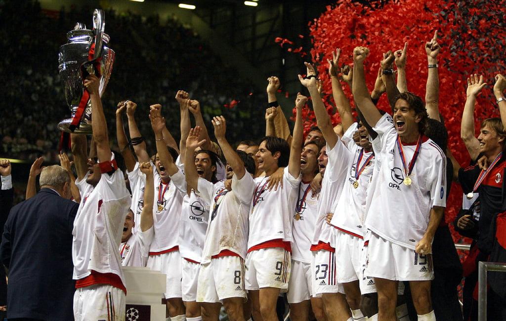 Juve Milan Champions