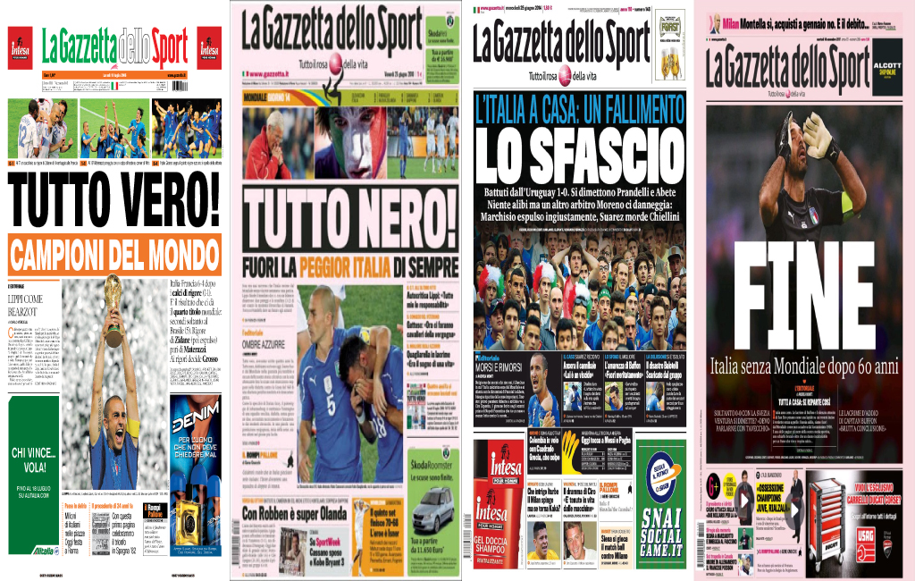 sistema calcio italiano