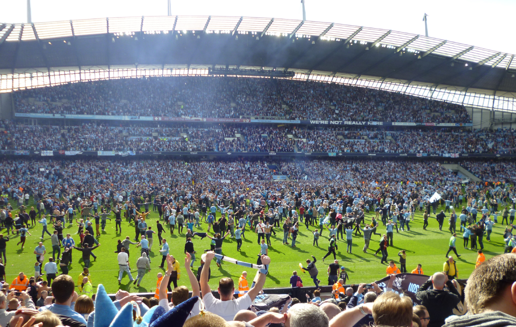 Manchester City 2012