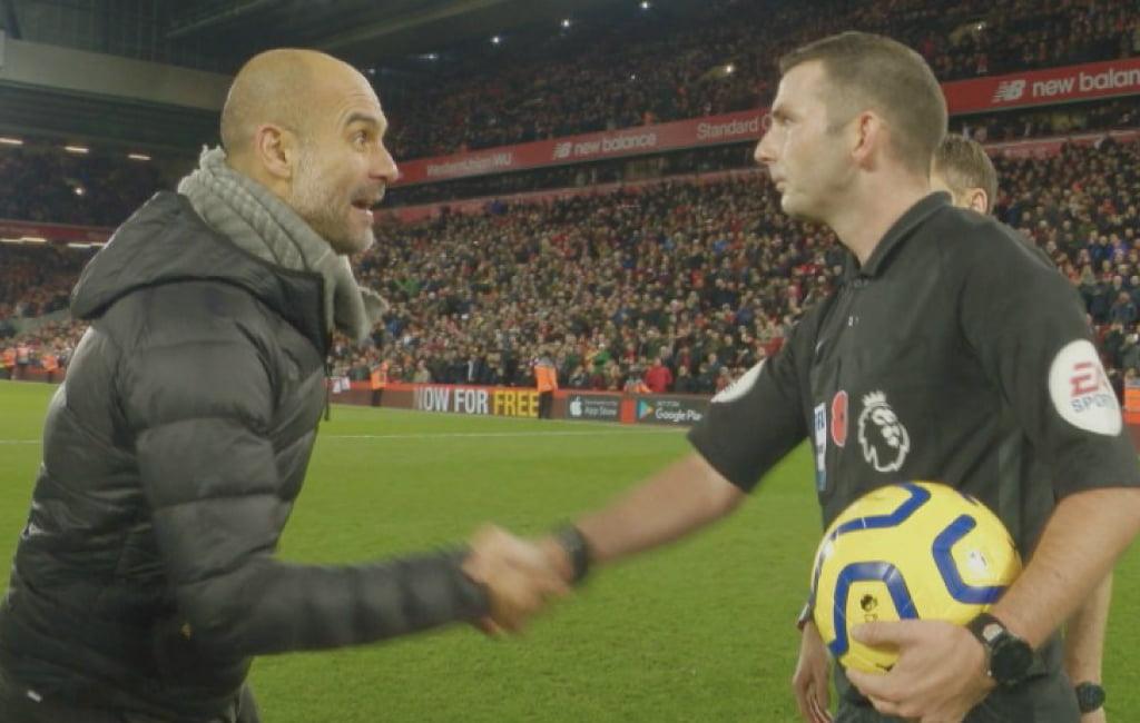Guardiola Manchester City Smiths